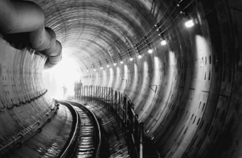 地铁隧道管道工程除湿机