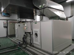 水冷降温型管道除湿机CGJZ40
