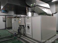 水冷降温型管道除湿机CGJZ100