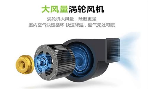 大功率工业型除湿机